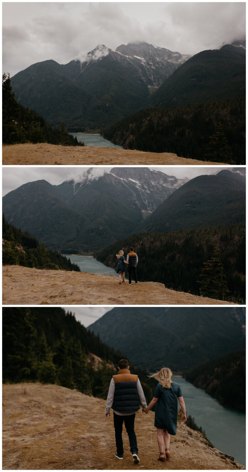 diablo lake engagement