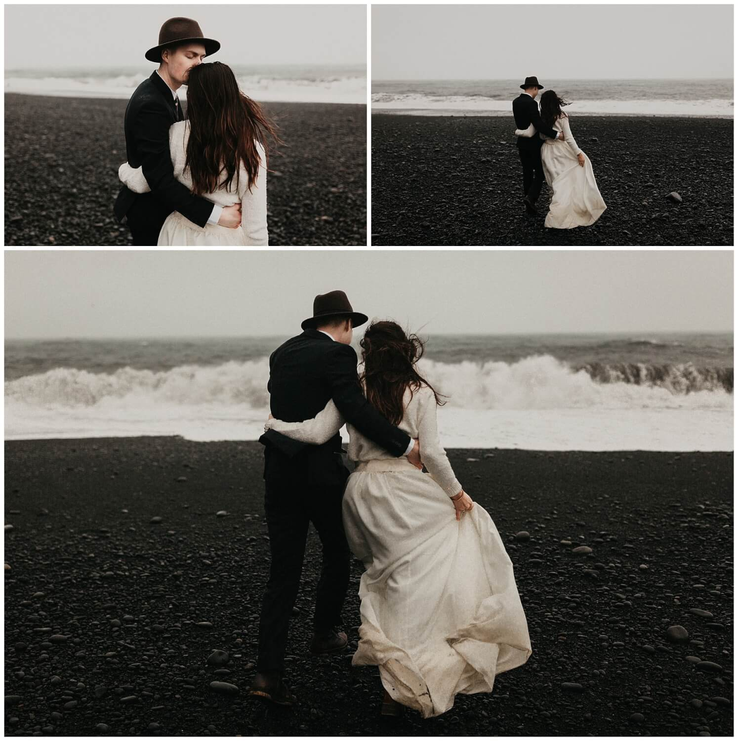 reynisfjara wedding photographer