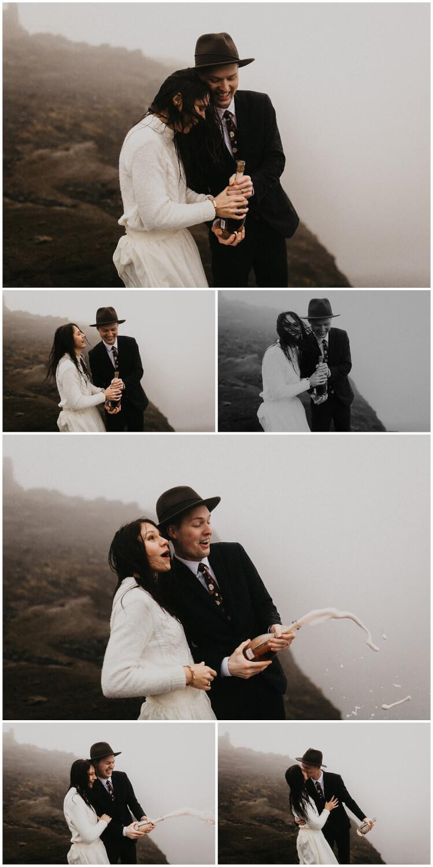 dyrholaey elopement