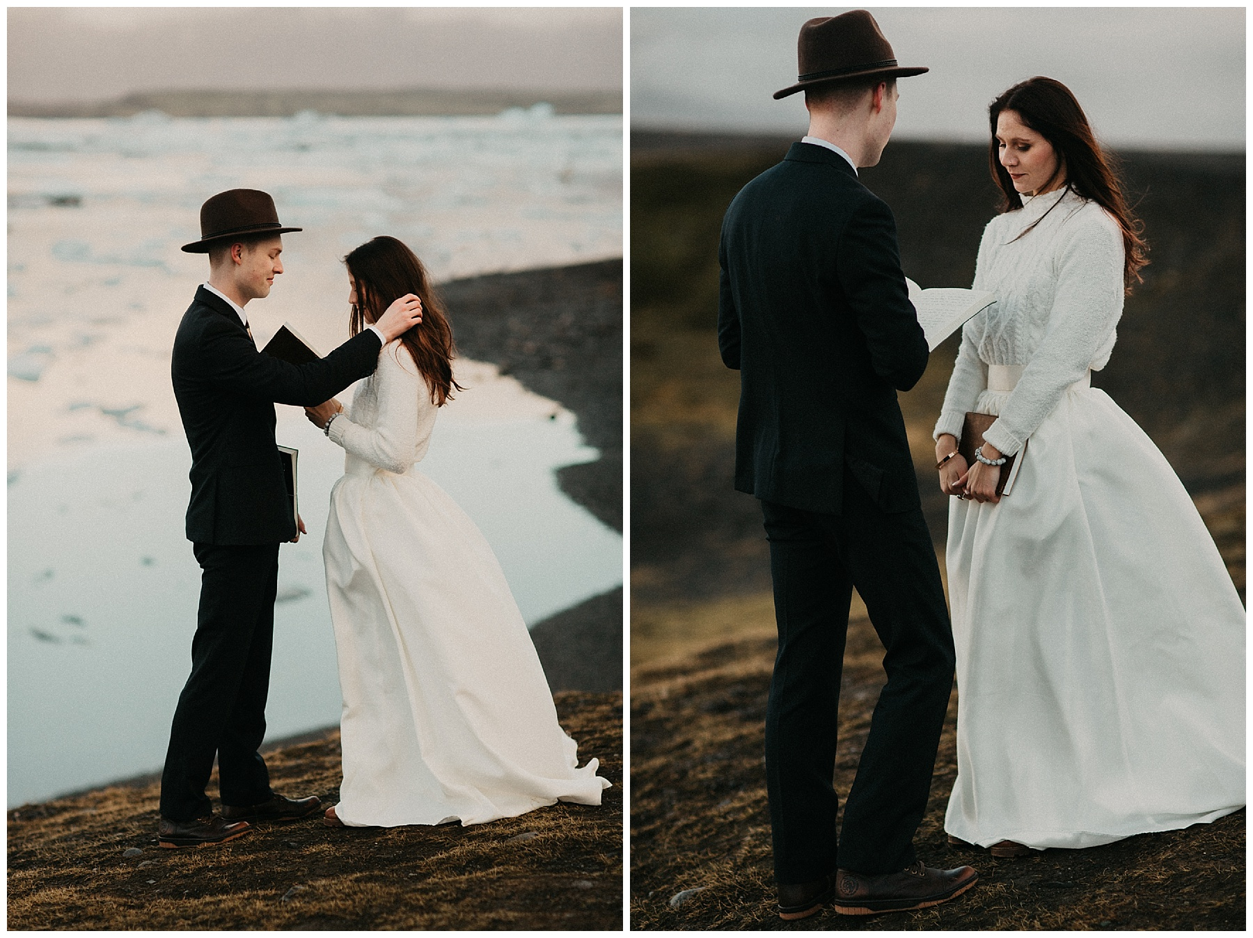 Glacier Lagoon Wedding