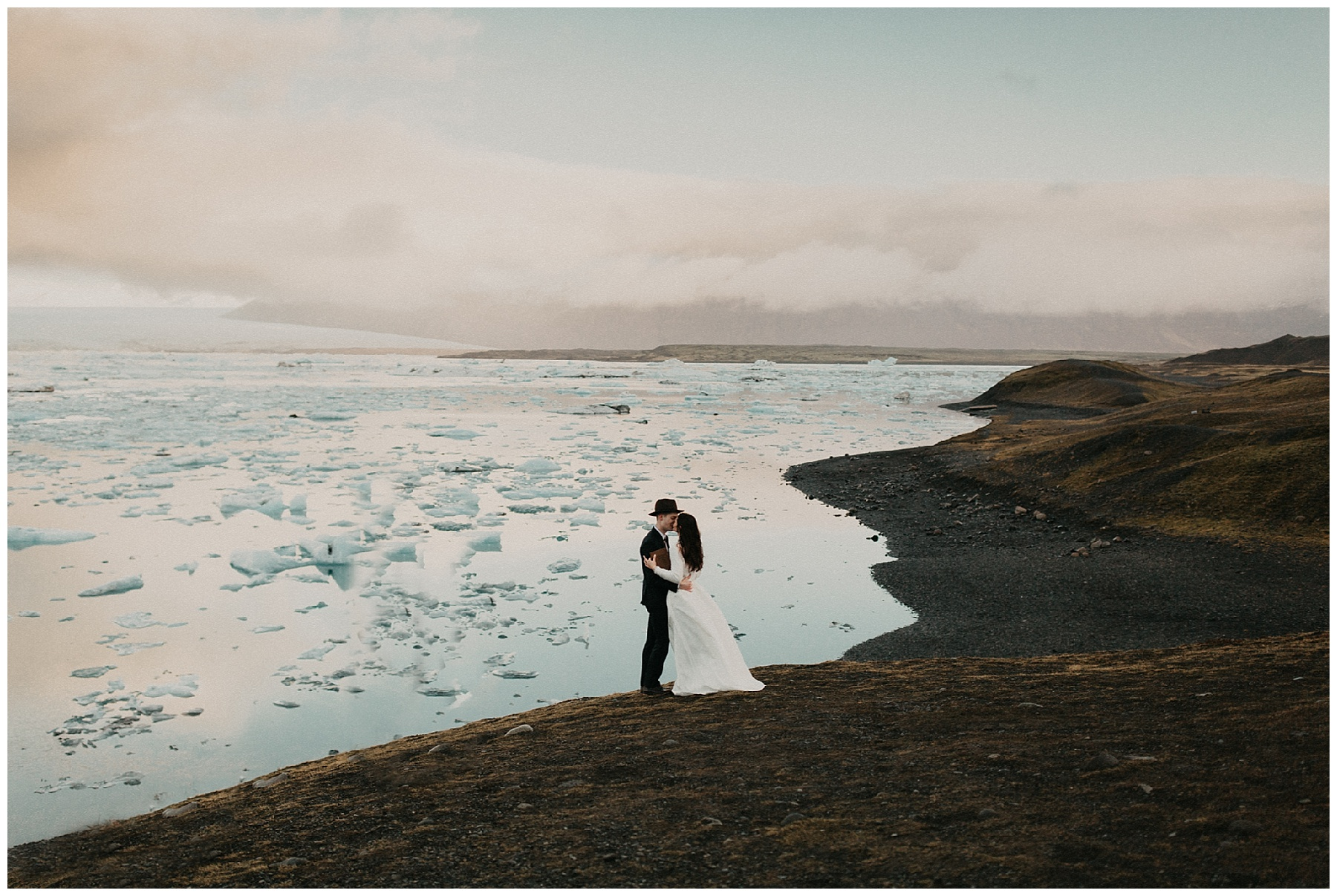 Iceland Wedding Ceremony
