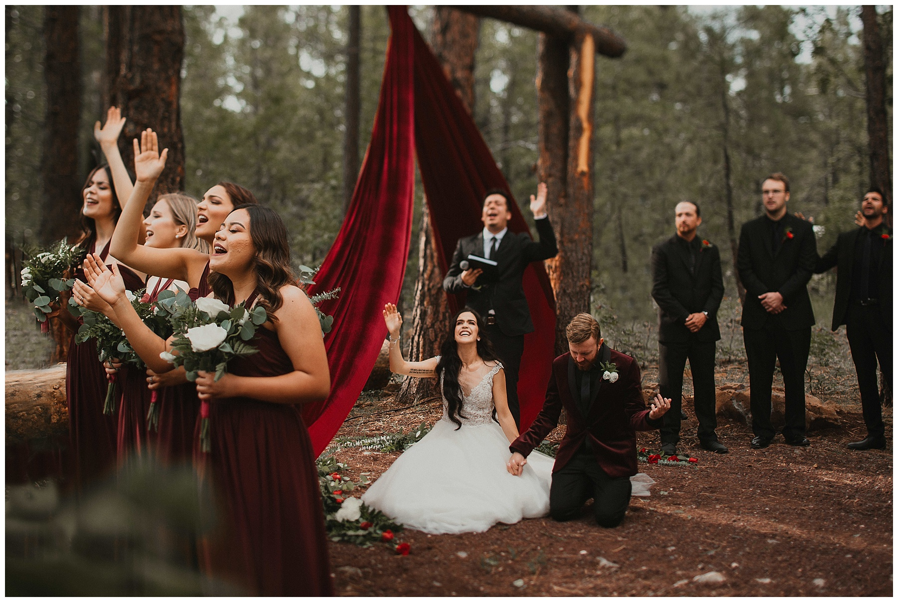 worship ceremony wedding
