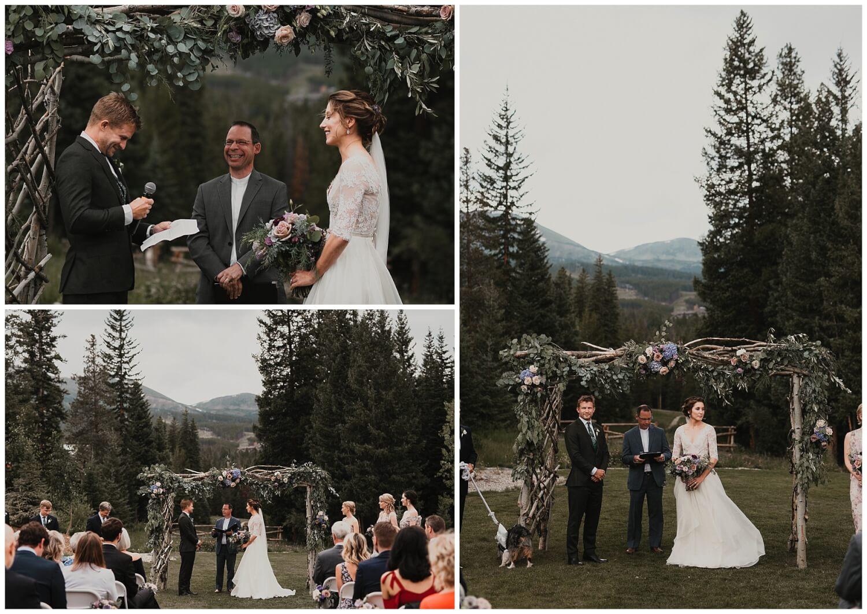 nordic center wedding colorado