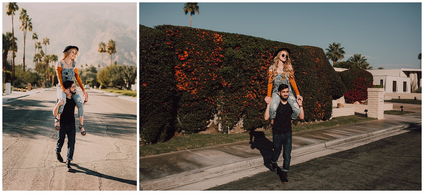 indie boho engagement