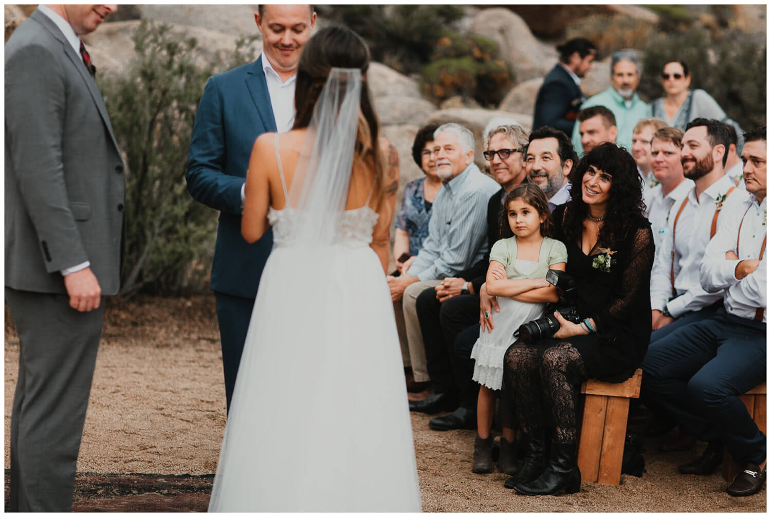 joshua tree wedding photos