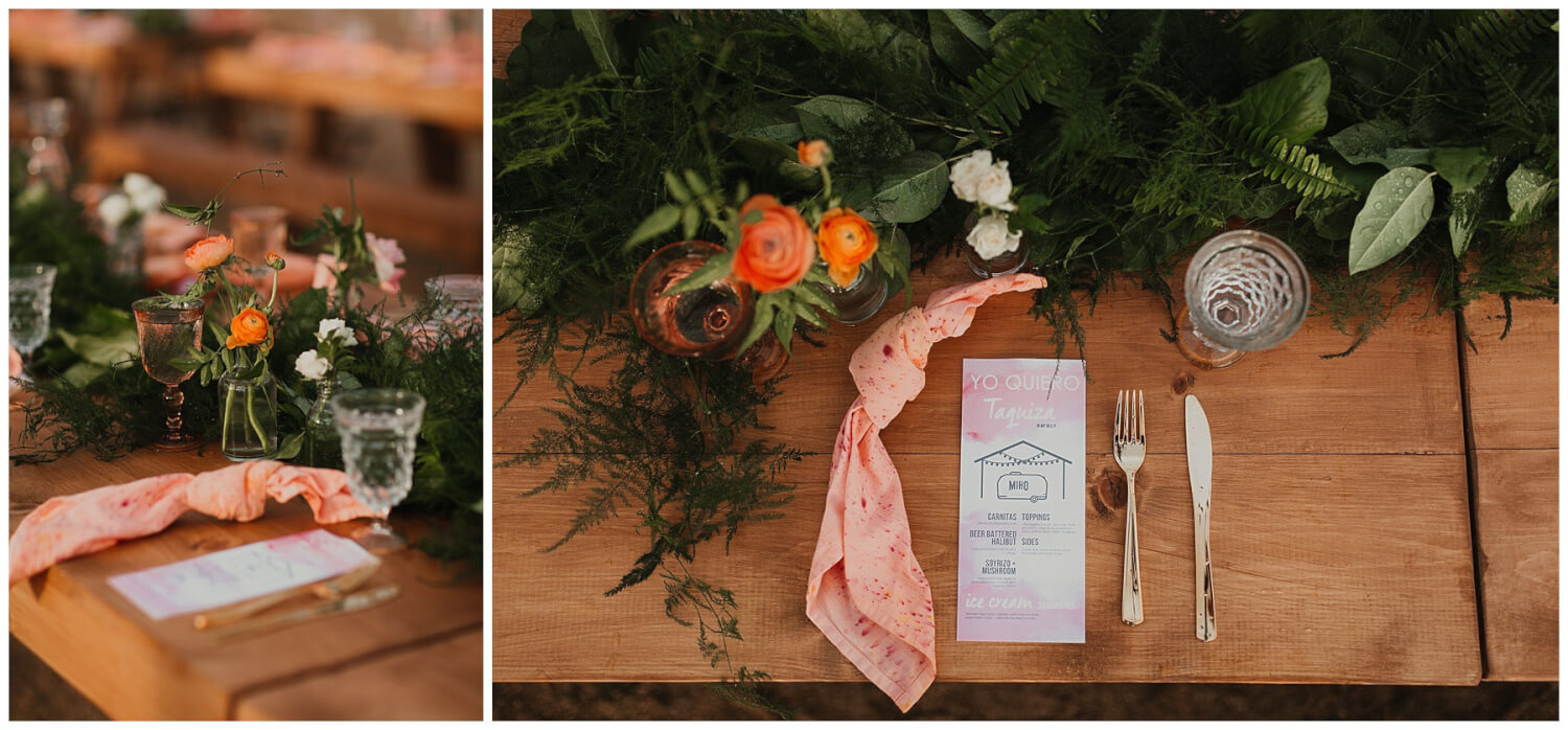 boho wedding california